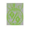Icon Exklusive Kredit-Konditionen mit Tiefst-Zinsen