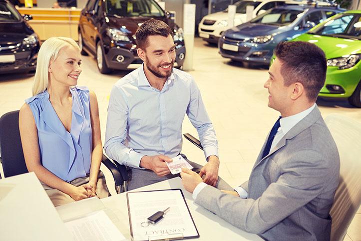 auto kaufen mit kredit