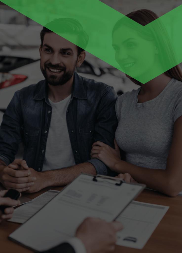 Ein Autokredit wird mit dem Fahrzeugbrief abgesichert.