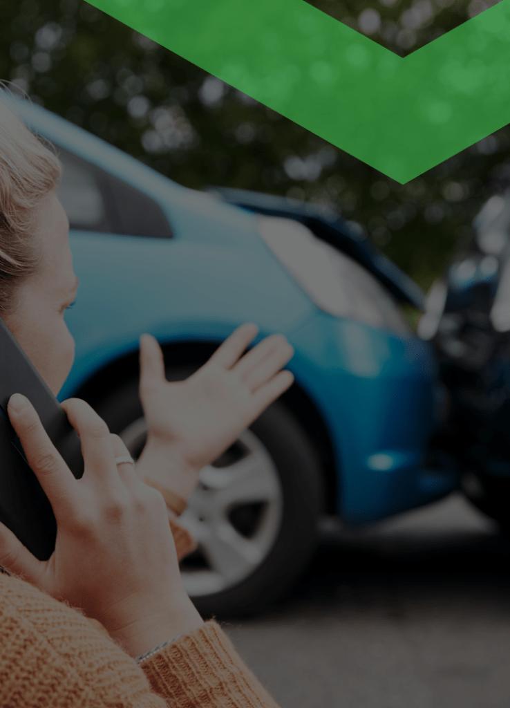 Was passiert wenn ich mit meinem finanzierten Auto ein Autounfall habe?