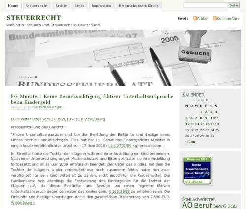 steuerrechtblog.de