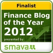 smava Finance Blog of the Year 2012