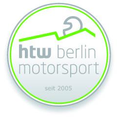 HTW Motorsport Logo mit Kreis
