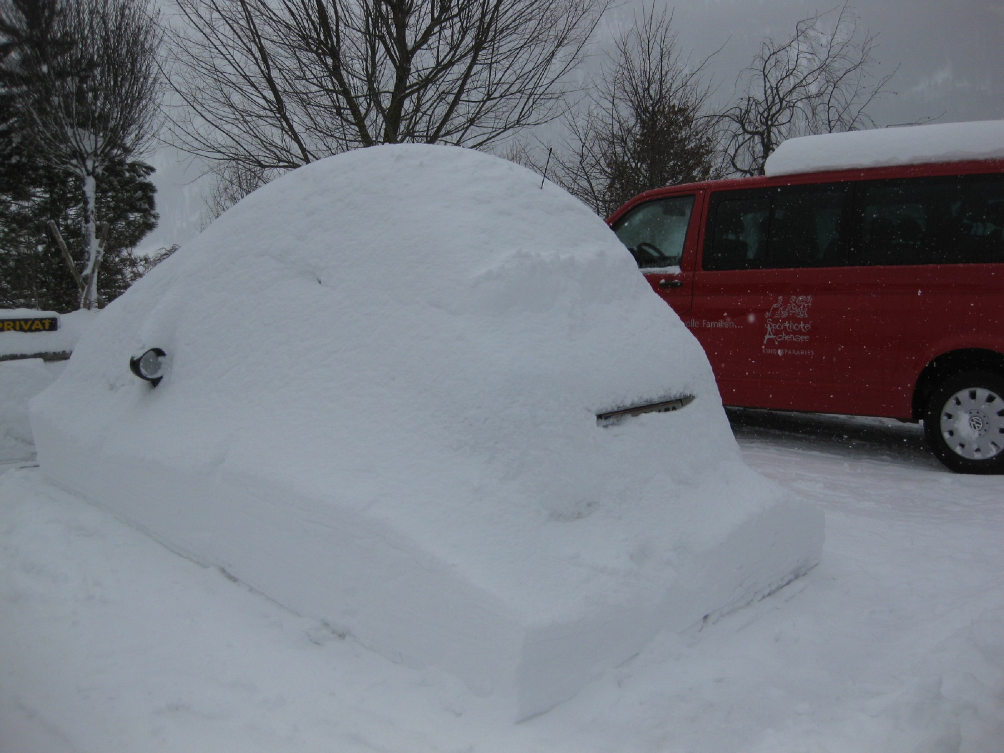 mein wintercar