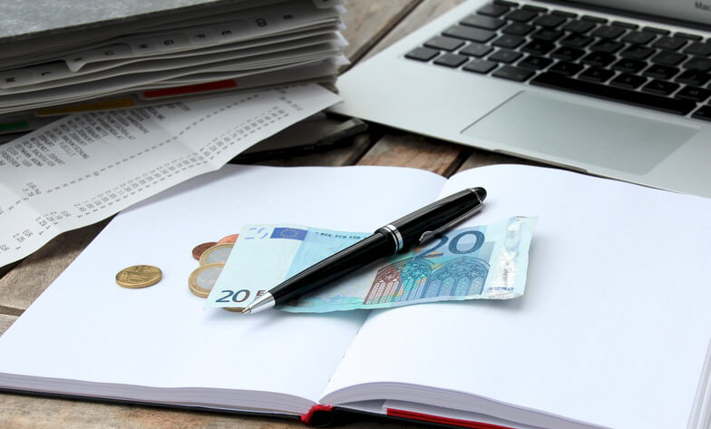 Im Zeitraum von 2003 bis 2013 verringerte sich das private Nettovermögen durchschnittlich um 20.000 Euro ab. - Foto: fotolia.com
