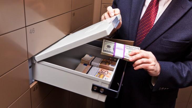 Bankschliessfach-Versicherung