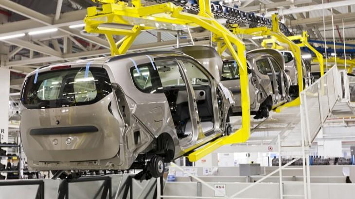 Deutsche Automobilindustrie weiterhin international stark