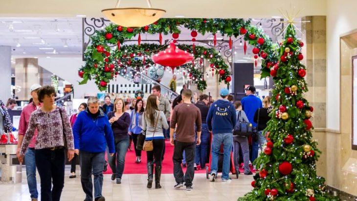 Risiko WeihnachtseRisiko Weihnachtseinkauf: 10,4 Millionen Deutsche finanzieren Weihnachtseinkäufe per Dispo für 10 Prozent Zinsen | Shutterstock.com / Arina P Habich