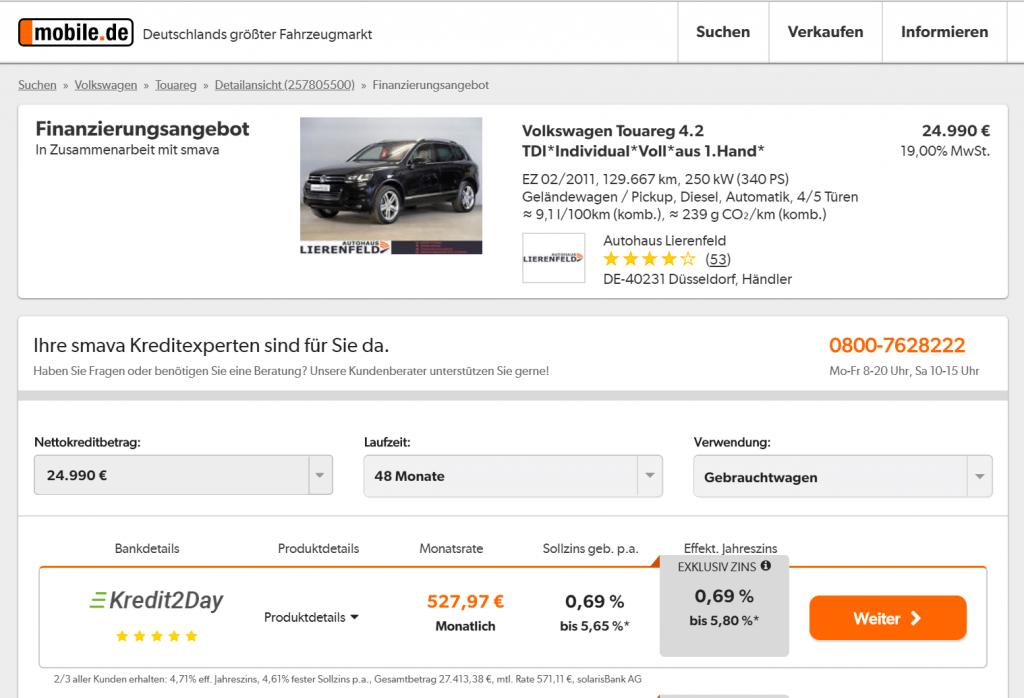 Expansion: smava kooperiert mit mobile.de und stärkt seine Position im Autokreditmarkt