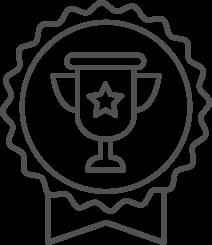 Icon Wielokrotnie nagradzana
