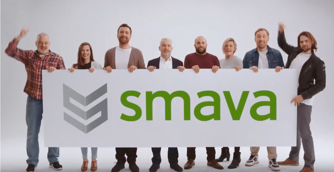 smava-TV-Werbespot: Kredit günstig, einfach und schnell über smava abschließen