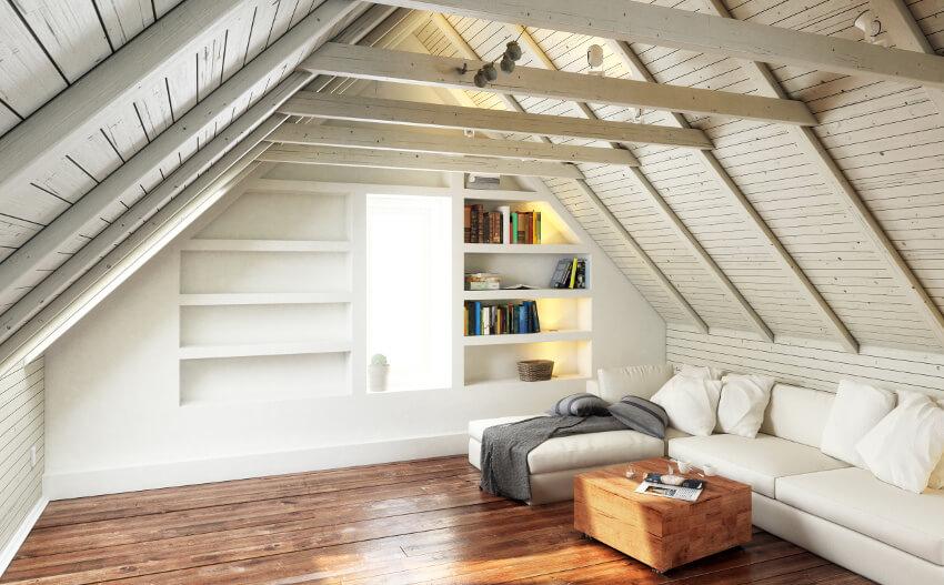 dachboden ausbauen kosten im berblick. Black Bedroom Furniture Sets. Home Design Ideas