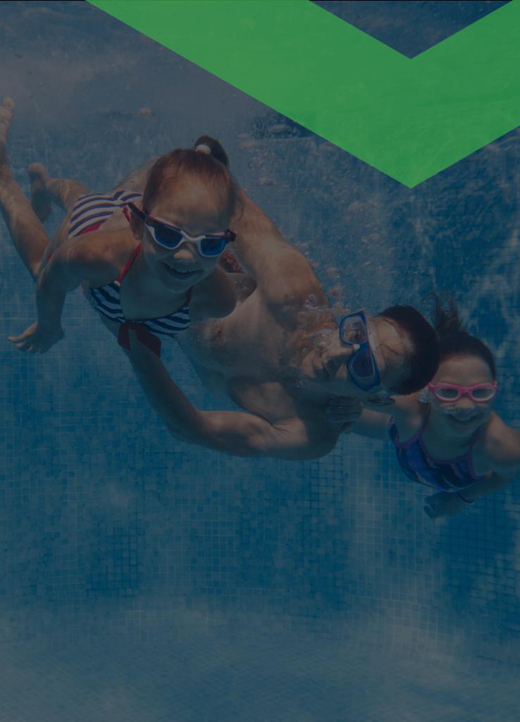Die Kosten für den Poolbau variieren.