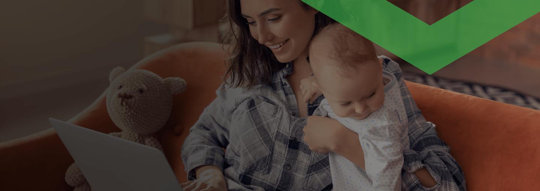Erhalte ich einen Kredit trotz Elternzeit?