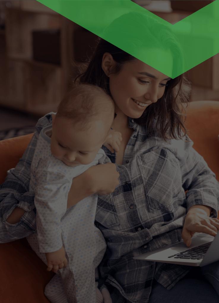 Grundsätzlich ist ein Kredit während der Elternzeit möglich.