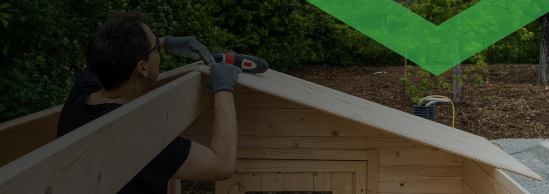 Das kann ein Gartenhaus kosten
