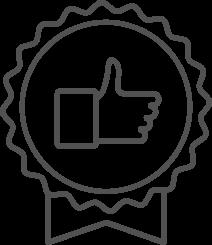 Icon Über 10 Jahre Erfahrung im Kreditbereich